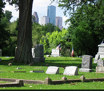 Historic Hollywood Cemetery